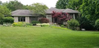 Franklin Single Family Home For Sale: 30220 N Rosemond Dr N