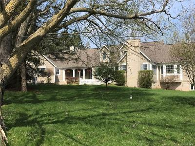 Lapeer Single Family Home For Sale: 6929 Webster Rd