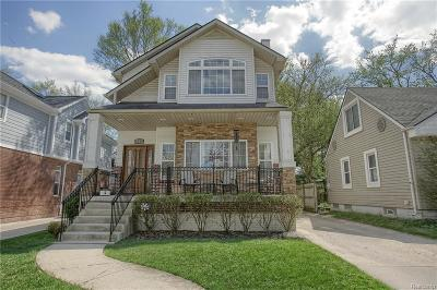 Birmingham Single Family Home For Sale: 1274 E Lincoln St