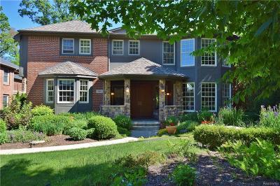 Birmingham Single Family Home For Sale: 695 Shepardbush St