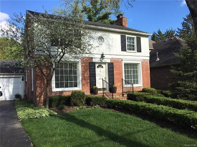 Birmingham Single Family Home For Sale: 694 Chesterfield Ave