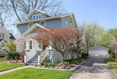 Birmingham Single Family Home For Sale: 863 Knox St