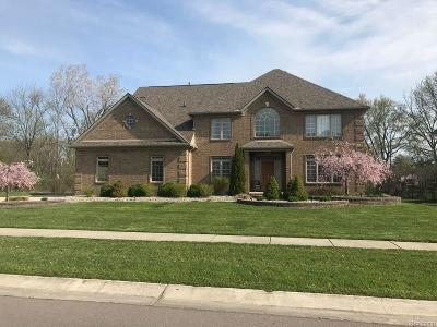 Troy Single Family Home For Sale: 775 Quill Creek Dr