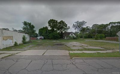 Detroit Residential Lots & Land For Sale: 1410 E State Fair