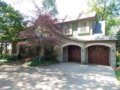 Birmingham Single Family Home For Sale: 739 Lakeview Ave