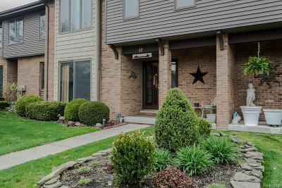 St. Clair Condo/Townhouse For Sale: 2500 River Rd
