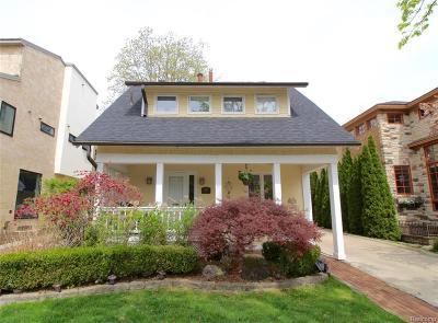 Birmingham Single Family Home For Sale: 528 Park St