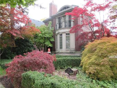 Birmingham Single Family Home For Sale: 193 W Frank St