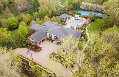 Franklin Single Family Home For Sale: 32845 Whatley Rd