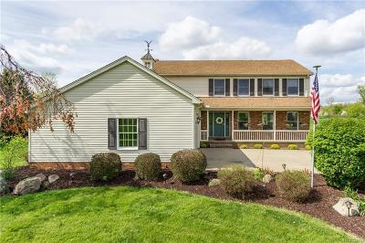Rochester Single Family Home For Sale: 2330 Dutton Rd