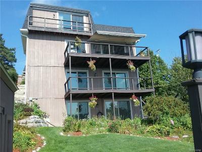 Marysville Single Family Home For Sale: 143 Gratiot Blvd