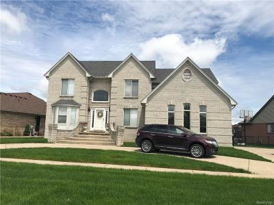 Macomb MI Single Family Home For Sale: $369,900