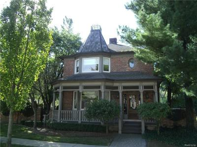 Birmingham Single Family Home For Sale: 545 W Brown St