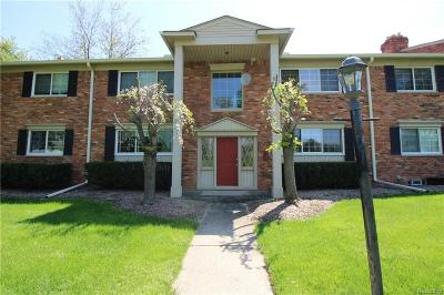 Bloomfield Hills Condo/Townhouse For Sale: 42550 Woodward Ave