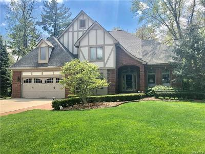 Franklin Single Family Home For Sale: 27261 Apple Tree Ln