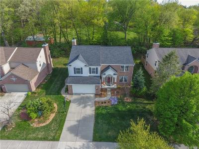 Lake Orion Single Family Home For Sale: 3441 Yosemite Dr