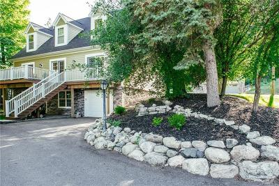 Northville Single Family Home For Sale: 470 East St
