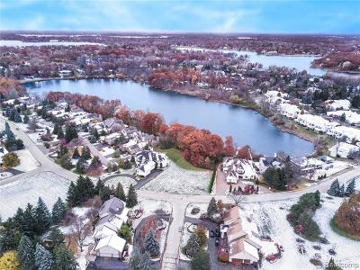 Bloomfield Hills Residential Lots & Land For Sale: 3770 Wabeek Lake Dr E