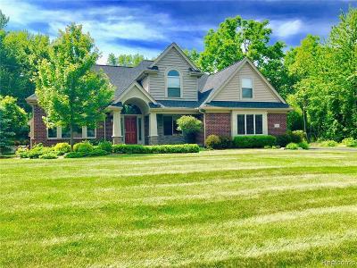 Southfield Single Family Home For Sale: 25559 Farmbrook