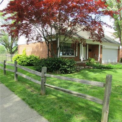 Livonia Single Family Home For Sale: 30630 Jeanine St