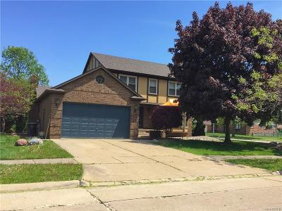 Trenton Single Family Home For Sale: 1639 Westfield Rd