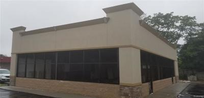 Shelby Twp Commercial/Industrial For Sale: 4030 Auburn Rd