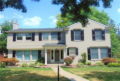 Birmingham Single Family Home For Sale: 400 Pilgrim Ave