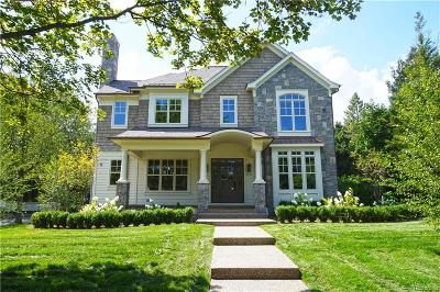 Birmingham Single Family Home For Sale: 1127 Lakeside Dr