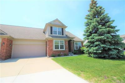 Sterling Heights Condo/Townhouse For Sale: 5659 Victory Cir