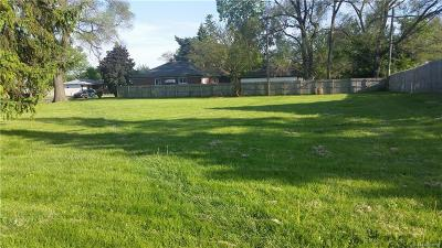 Warren Residential Lots & Land For Sale: 5430 9 Mile Rd