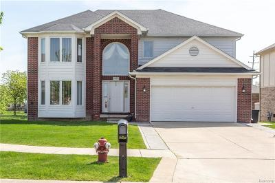 Sterling Heights MI Single Family Home For Sale: $384,900