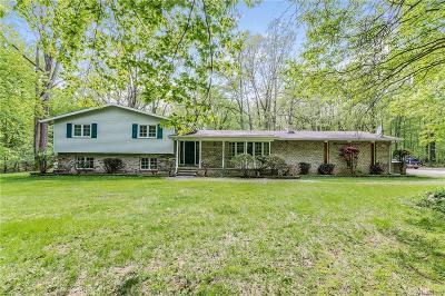 Northville Single Family Home For Sale: 47993 Nine Mile Rd