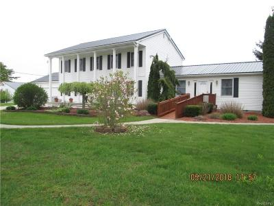 St. Clair Single Family Home For Sale: 5155 Carrigan Rd