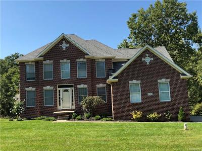 Lapeer Single Family Home For Sale: 1197 Briar Hill Dr
