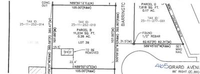 Residential Lots & Land For Sale: 465 W Girard