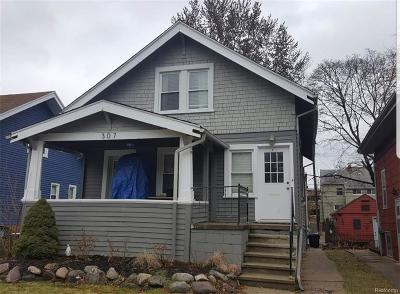 Royal Oak Multi Family Home For Sale: 307 S Laurel St