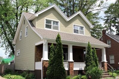 Berkley Single Family Home For Sale: 674 Princeton Rd