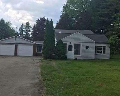 Belleville Single Family Home For Sale: 9180 Rawsonville Rd