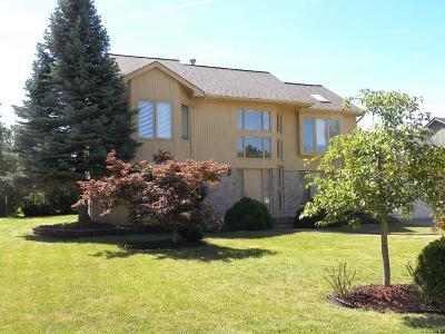 Farmington Hills Single Family Home For Sale: 39239 Geneva Dr