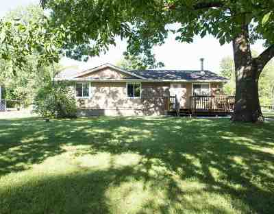 Belleville Single Family Home For Sale: 13417 Rawsonville Rd
