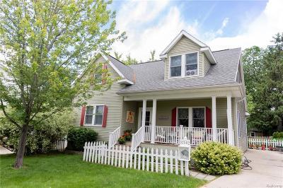 Royal Oak Single Family Home For Sale: 3342 Starr Rd
