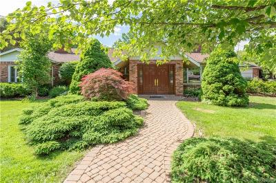 Northville Single Family Home For Sale: 7940 7 Mile Rd