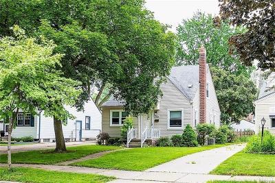 Berkley Single Family Home For Sale: 3023 Ellwood Ave