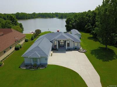 Lapeer Single Family Home For Sale: 4284 Worvies Way