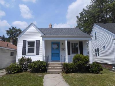 Ferndale Single Family Home For Sale: 224 W Bennett Ave