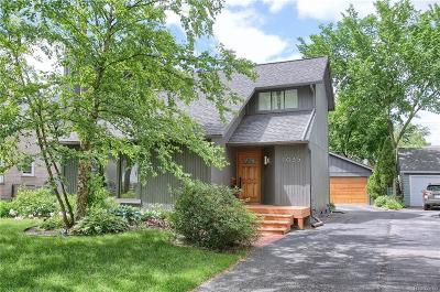 Birmingham Single Family Home For Sale: 1035 Chestnut St