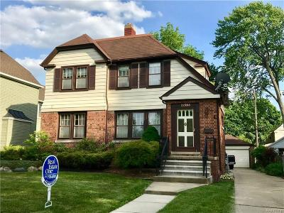 Dearborn Single Family Home For Sale: 22755 Park St