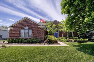 Rochester Single Family Home For Sale: 3531 Inverness Dr