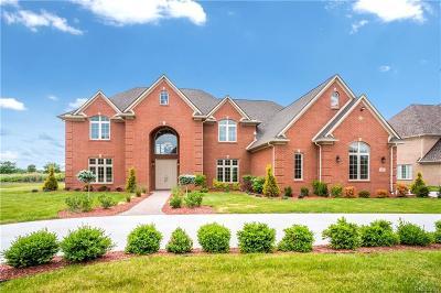 Detroit Single Family Home For Sale: 66 Sand Bar Ln