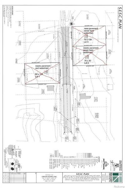 Residential Lots & Land For Sale: Cherry